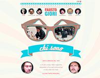 Fausto Giori Website