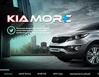 KIAMORE - KIA Turkey Blog Design
