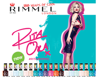 Rimmel London - Rita Ora Superdrug Takeover
