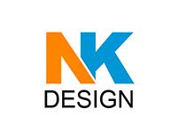 NK Design Logo