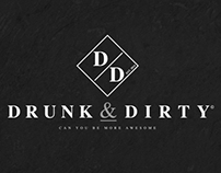 Logo Drunk & Dirty