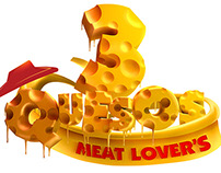 Propuesta 3 Quesos Meat Lover's - Pizza Hut