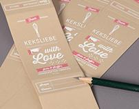Keksliebe - Branding, Packaging & Onlinestore