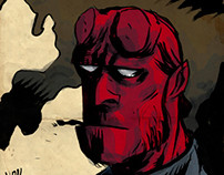 20th Anniversary of Hellboy