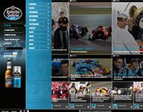 Estrella Galicia 0,0 Website