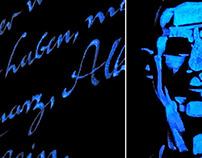 Leuchtenburg Museum Calligraphy