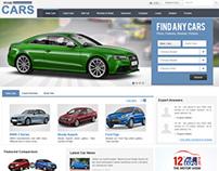 Mine Car Website
