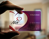Nur Pastaneleri / Businesscard Design