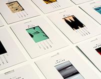 Fedrigoni Calendar 2015 | YCN Competition
