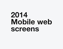 Mobile web 2014 Part 1