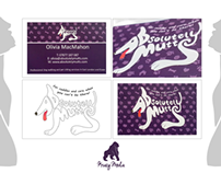 Absolutely Mutts - Logo & Print