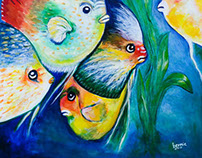 Fishes of Joy