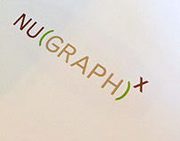 NUGRAPHX Logo design