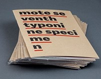 Typonine type specimens
