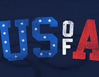 USofA Graphic