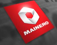 MAINERO - Rediseño de imagen y desarrollo de id