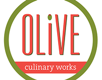 Branding: Olive Culinary Works