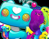 Robot Boyfriend - Bitty Love Bot