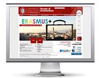 Web Scuola di Architettura