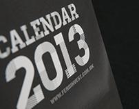 Feroinvest - Calendar 2013