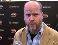 Joss Whedon Red Carpet Interview