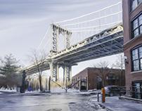 DIGITAL ART - NYC