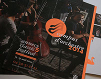 Annecy Classic Festival 2014 - Campus d'orchestre