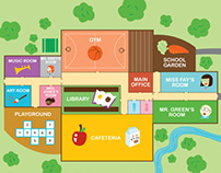 Many Kinds of Maps Poster Illustrations Scholastic News