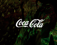 Cocacola illustrator