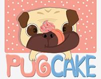 Pugcake