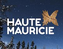 Tourisme Haute Mauricie - Identité visuelle