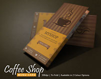 Coffee Shop Menu | Modern Design