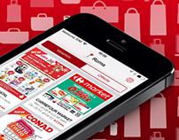 DoveConviene iOS App (2013)