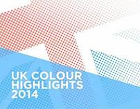 Rimmel London - Highlights 2014 Look Book