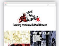 Email Newsletter Designs for Blurb.com