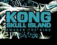 Kong: Skull Island  Alternative Poster