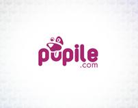 Pupile.com Logo