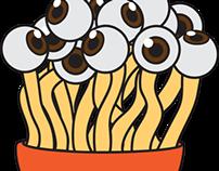 Ocular Spaghetti Plant