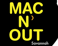 Mac N' Out Savannah Popup Shipping Container