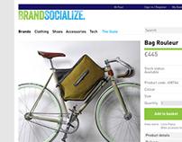 E-commerce UX design