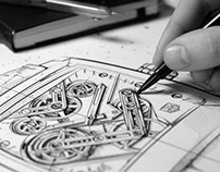 Making of TAG Heuer Monaco V4 Tourbillon