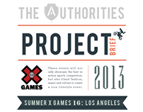 The Authorities: Project Brief