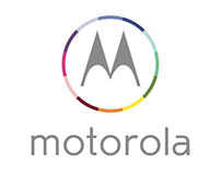 Motorola: Moving Brochure, Business Cards, Magazine