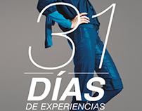 American Express: 31 Días Experiencia