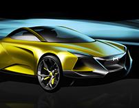 Honda Roadster Project