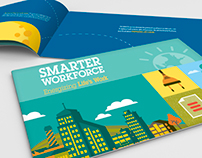 IBM Smarter Workforce Brochure Mock-up
