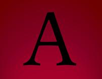 Typefaces I – Text faces