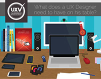 UX Vision Illustration
