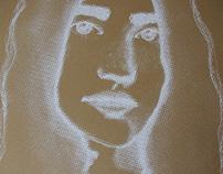 First Screen Print Eva