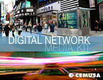 Cemusa Digital Network Media Kit